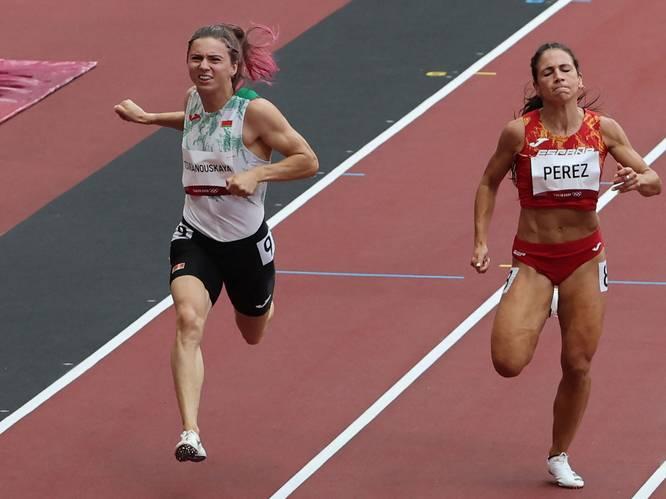 IOC: onderzoek naar olympisch comité Belarus om zaak sprintster