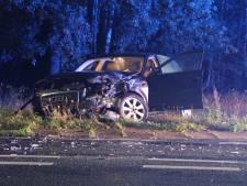Gewonde en ravage na ongeluk bij Nieuw-Heeten