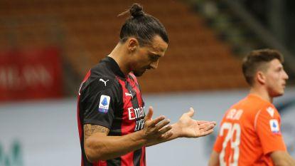 """Zlatan test positief op corona: """"Onze gedachten zijn nu bij Covid-19"""""""