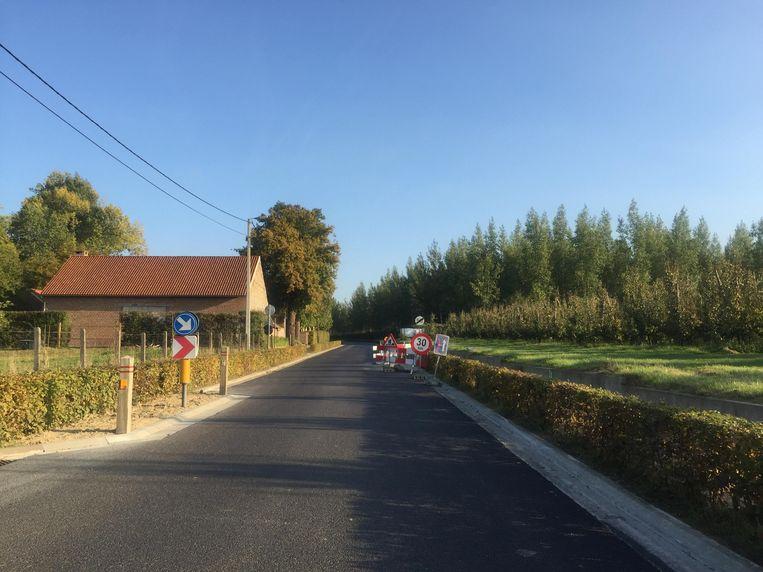 De vernieuwde Klipgaardestraat.