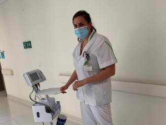 """AZ Turnhout koopt 40 toestellen om alle parameters tegelijk te meten: """"Meer tijd vrij voor een babbel met de patiënt"""""""