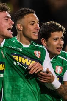 FC Dordrecht frustreert Eagles in eigen huis