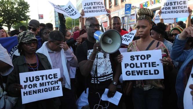 """Betoging in Nederland tegen politiegeweld loopt uit de hand: """"Het is net Baltimore"""""""