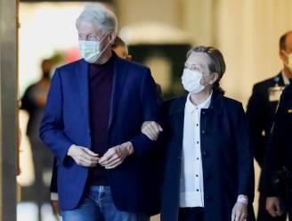 Amerikaanse ex-president Bill Clinton ontslagen uit ziekenhuis
