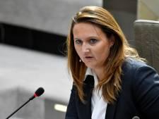 Gwendolyn Rutten justifie l'octroi de 50.000 euros à la société d'une députée de son parti