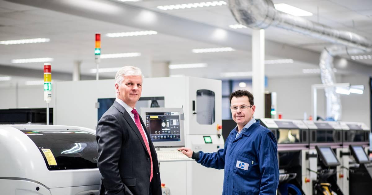 Reorganisatie Neways kost 350 banen: 'Waakzaam' Sons elektronicabedrijf let ook dit jaar op kosten - Eindhovens Dagblad