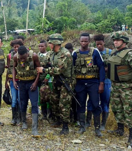 Bolt en Follender 'veiligheidshalve' ontvoerd door cocapastabende