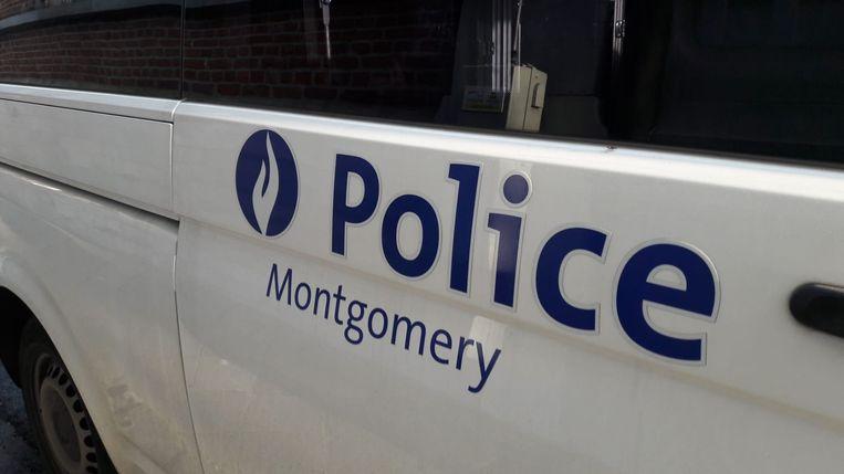 Politiezone Montgomery.