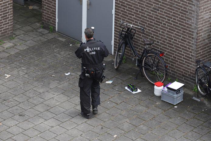 Drugslab ontdekt in Veghel