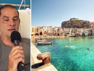 Belgisch koppel vaart met boot over duiker in Sicilië en laat hem zwaargewond achter