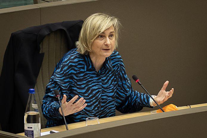 Hilde Crevits.