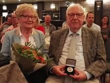 Thorbeckepenning voor Piet Roos uit Eibergen