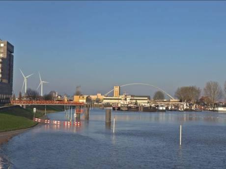 Nieuwe skyline Nijmegen: windmolens worden hoger dan de schoorsteen van Engie