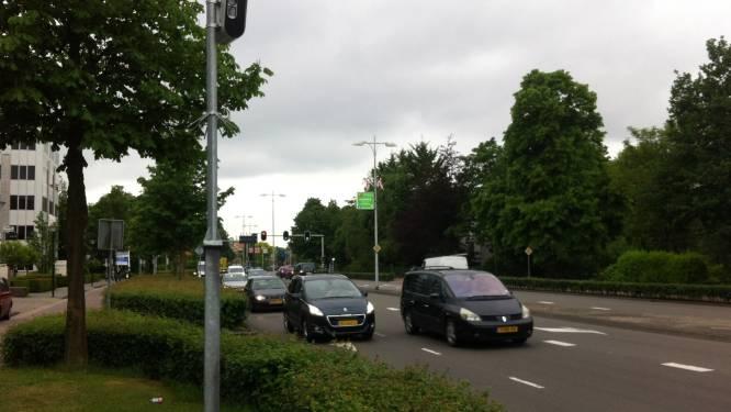 Flitspaal in Barneveld maakt overuren: 4590 overtreders in vier maanden