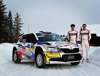 """Cracco en Vermeulen tevreden na Finse Arctic Rally:  """"Ons erg goed geamuseerd en ook heel wat progressie gemaakt in de sneeuw"""""""