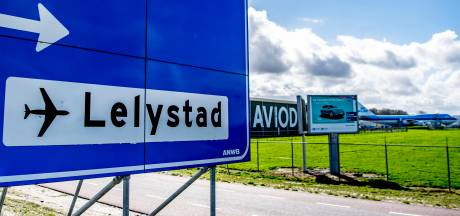 Lot van Lelystad Airportkrant is nog onduidelijk na tik op de vingers