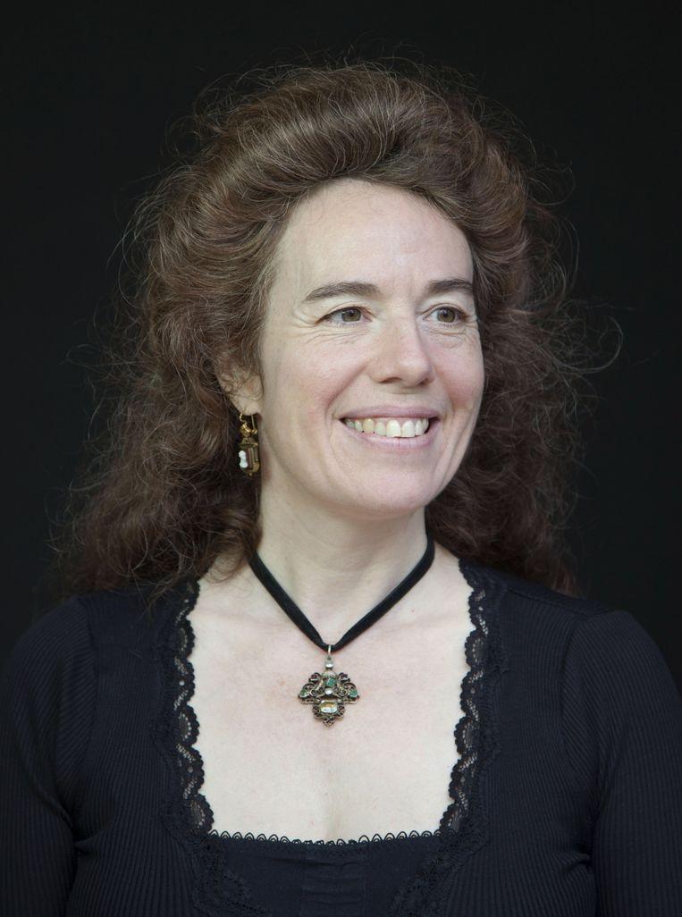 Carla van de Puttelaar Beeld Juul Kraijer