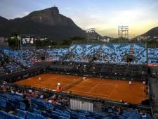 Le tournoi ATP de Rio annulé en raison de l'aggravation de la pandémie au Brésil