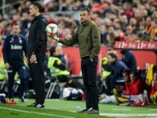 Luis Enrique weerlegt de kritiek: 'Spanje scoort meer dan Barcelona'