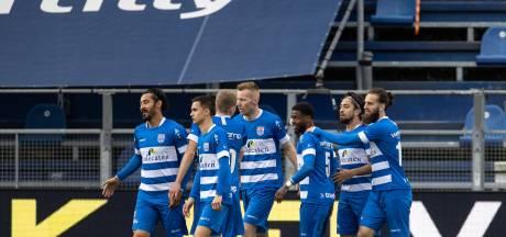 PEC Zwolle sluit kleurloos seizoen tegen FC Groningen af met overwinning die uit de lucht komt vallen (1-0)