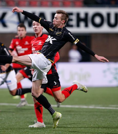 Samenvatting | NAC krijgt kansen genoeg, maar wint niet van Helmond Sport