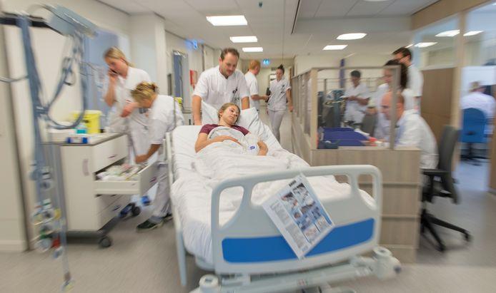 Ruim 50.000 patiënten komen jaarlijks voor spoedeisende hulp naar het Elisabeth TweeSteden Ziekenhuis in Tilburg.