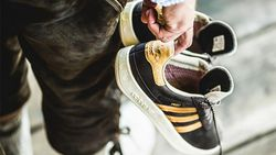 Adidas komt met bierbestendige sneakers