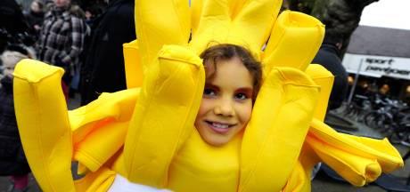 Deze carnavalskostuums zijn om op te eten