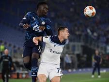 Un joueur de l'OM victime de cris racistes venant du public de la Lazio?