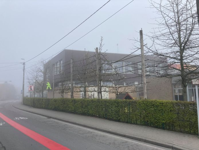 Basisschool Ten Parke in Torhout.