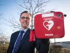 AED moet zich als olievlek rond Hoorn verspreiden