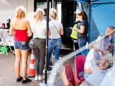 Prikbus in Beuningen is een succes: meer vaccinaties dan verwacht
