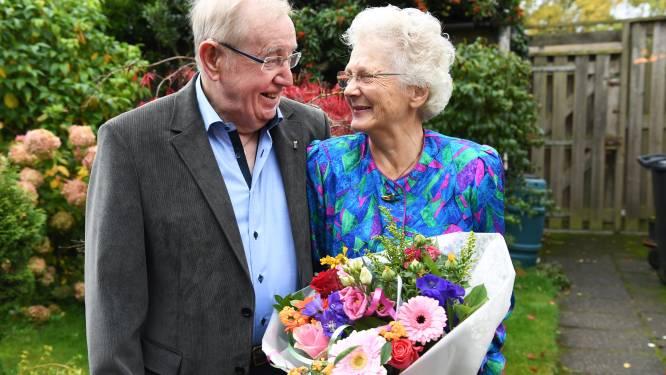 Diamanten echtpaar Willems-Halmans: 'De liefde groeide'