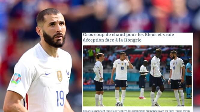 """""""Er is geen ruimte voor gemakzucht"""": Franse pers ziet wake-upcall voor Les Bleus"""