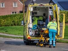 Botsing met twee bestelbusjes in Bavel, beide bestuurders gewond
