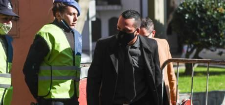 Un infirmier interrogé dans le cadre de l'enquête sur la mort de Maradona