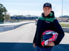 Coureur Scott Deroue uit Nijkerkerveen mist goede vooruitzichten en stopt als motorracer