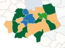 Check hier de uitslagen van de verkiezingen in Zuidoost-Brabant