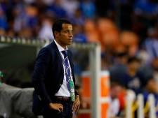 Streep door de rekening voor Curaçao-bondscoach Bicentini