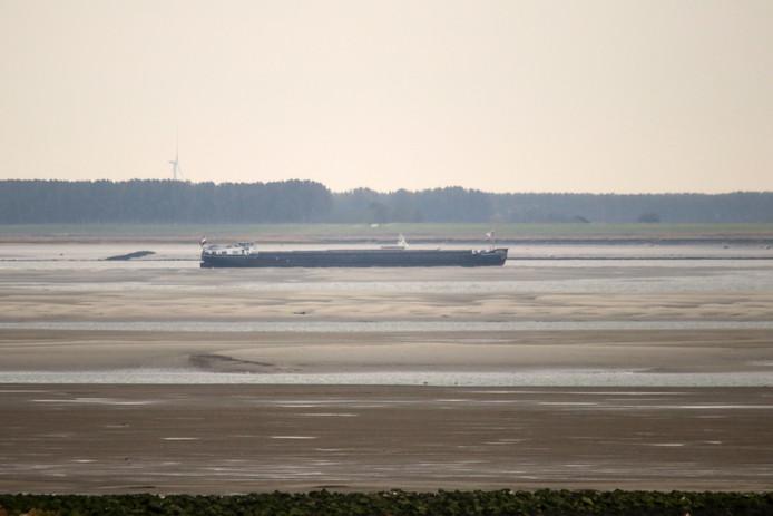 Het binnenvaartschip Dependant