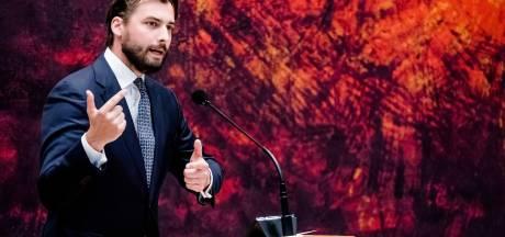 Baudet ziet Forum voor Democratie uiteenvallen, drie Kamerleden vertrekken