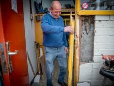Inbrekers staan met lege handen na vierde kraak bij kringloopwinkel in Ewijk, maar richten veel schade aan