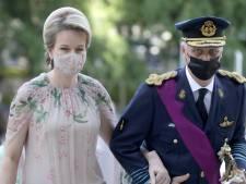 Le couple royal, à nouveau testé négatif au Covid, peut reprendre ses activités