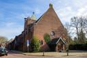 De dakconstructie van de Mariakerk in Vught is karakteristiek voor architect Kropholler.