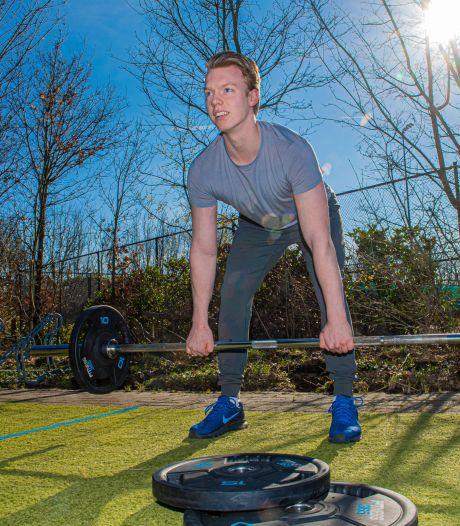 Sportschool voert actie tegen sluiting: 'Ik snap niets meer van die coronamaatregelen'