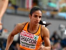 Ghafoor imponeert op 400 meter