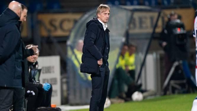 Voetbaltrainer Koster adviseert raad van commissarissen Ajax