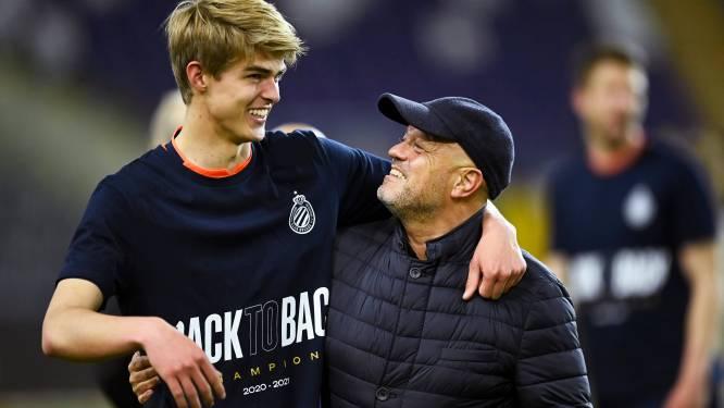 """Bart Verhaeghe wil het Bayern van België worden: """"Philippe is heel belangrijk in ons verhaal"""""""