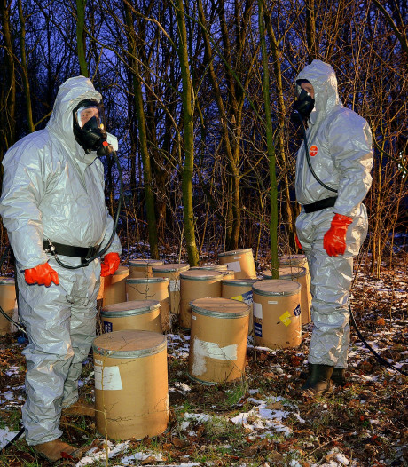 Politie vreest toename giflozingen door drugslabs