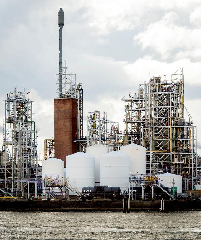 Chemiebedrijf Chemours, een afsplitsing van chemieconcern DuPont.  Beeld ANP